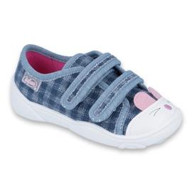 Albastru Pantofi de copii Befado 907P107
