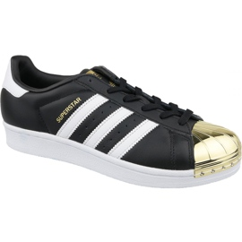 Negru Pantofi adidas Superstar W Metal Toe W BB5115