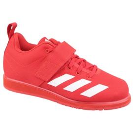 Pantofi Adidas Powerlift 4 W BC0346 roșu
