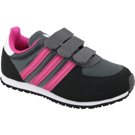 Gri Adidas Adistar Racer Cf K Jr M17118 pantofi