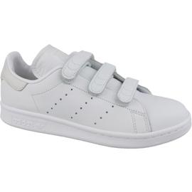 Alb Adidas Originals pantofi Stan Smith în CQ2632