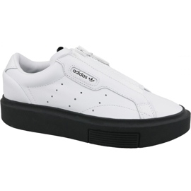 Alb Pantofi adidas elegant Super Zip W EF1899
