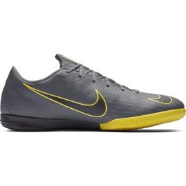 Pantofi de fotbal Nike Mercurial Vapor X 12 Academie Ic gri M AH7383 070