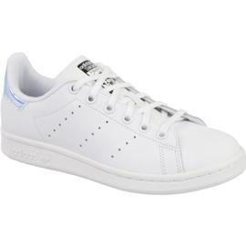 Alb Adidas Stan Smith Jr. pantofi AQ6272