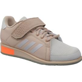 Roz Pantofi adidas Power Perfect 3 W DA9882