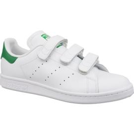 Alb Adidas Stan Smith Cf M S75187 pantofi