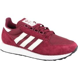 Roșu Pantofi Adidas Forest Grove M CG5674