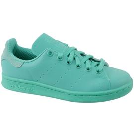 Adidas Stan Smith Adicolor Pantofi W S80250 albastru