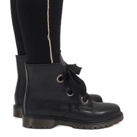 Kayla Shoes negru