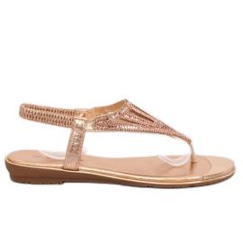 Flip-flops, roz M03 Champagne