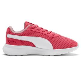 Roșu Incaltaminte Puma St Activ Ac Ps Jr 369070 09 coral