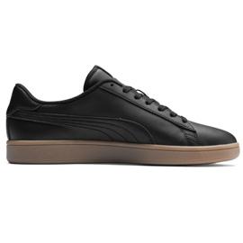 Pantofi Puma Smash v2 LM 365215 12 negru