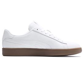 Pantofi Puma Smash v2 LM 365215 13 alb