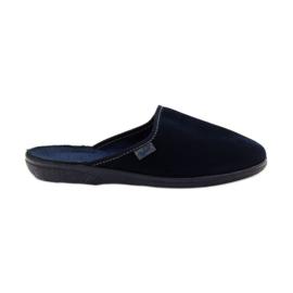 Pantofi pentru tineret Befado 201Q033 albastru marin