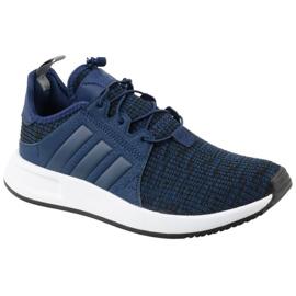 Bleumarin Pantofi adidas X_PLR Jr BY9876