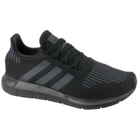 Negru Pantofi Adidas Swift Run Jr CM7919