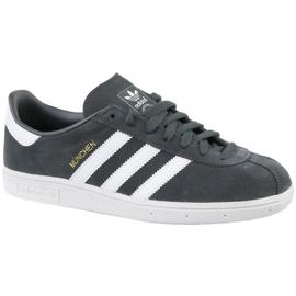 Pantofi Adidas Munchen M CQ2322 negru