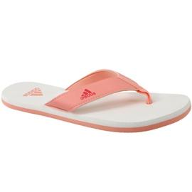 Portocaliu Flip-flop-uri adidas Beach Thong 2 Jr CP9379