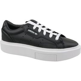 Pantofi adidas elegant Super W EE4519 negru