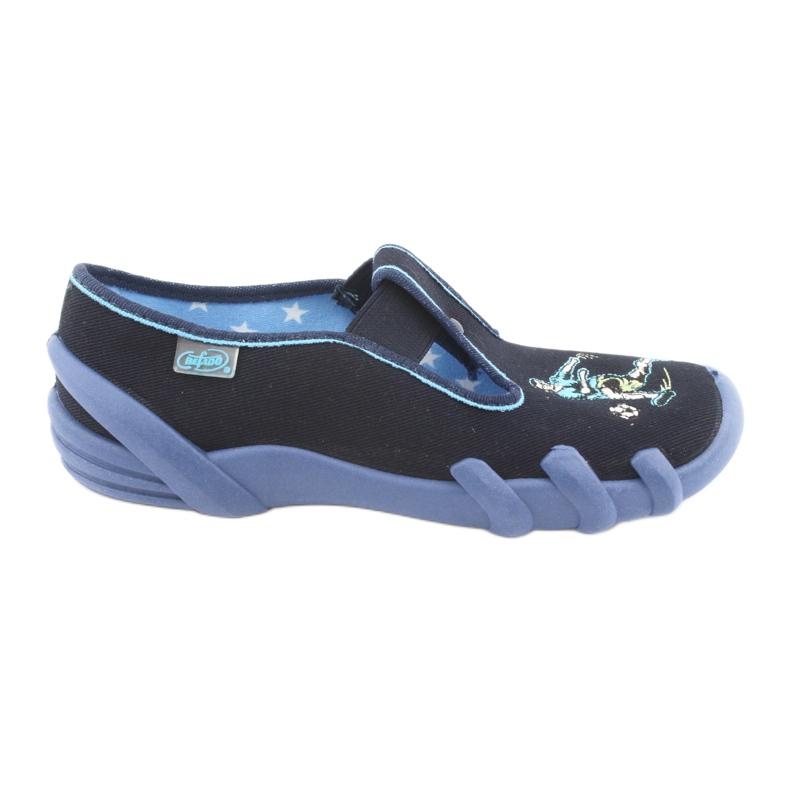 Încălțăminte pentru copii Befado 290Y175 albastru marin albastru