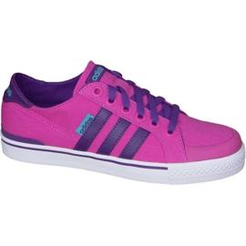 Roz Pantofi Adidas Clementes K Jr F99281