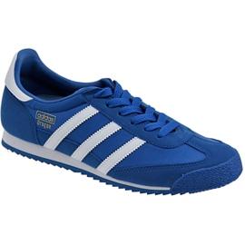 Pantofi Adidas Dragon Og Jr BB2486 albastru