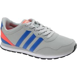 Pantofi Adidas V Jog K Jr AW4147 gri