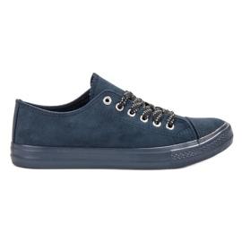 McKey bleumarin Pantofi confortabili din Navy
