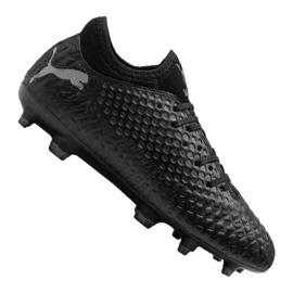 Cizme de fotbal Puma Future 4.4 Fg / Ag Jr 105696-02