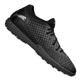 Pantofi de fotbal Puma Future 4.4 Tt M 105690-02 negru negru