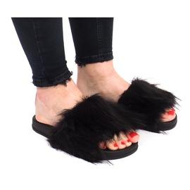 Flip Flops cu HN51-4 negru