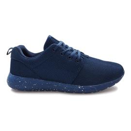 Încălțăminte sport Cosmo albastru bleumarin