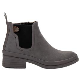 Kylie Incaltaminte pentru cizme Jodhpur gri