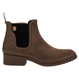 Kylie Incaltaminte pentru cizme Jodhpur maro