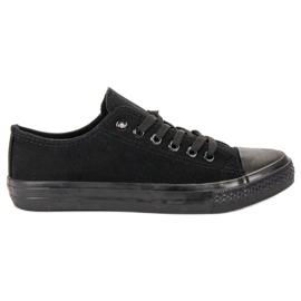 Sport Adidasi mici negru