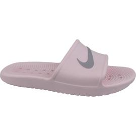 Pantofi de duș de cafea Nike 832655-601 roz