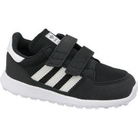 Negru Pantofi Adidas Originals Forest Grove Cf Jr B37749