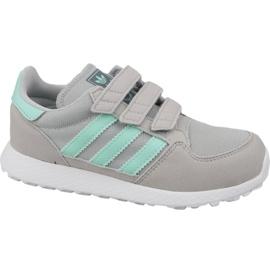 Gri Pantofi Adidas Originals Forest Grove Cf Jr CG6709