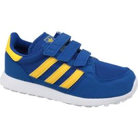 Bleumarin Adidas Originals Forest Grove Cf Jr CG6804