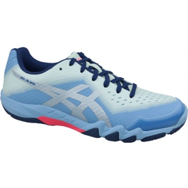 Asics Gel-Blade 6 W pantofi squash R753N-400