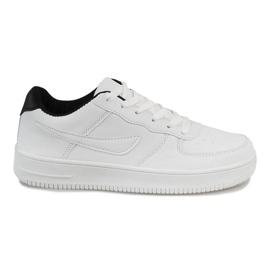 Pantofi sport pentru bărbați albi A9525