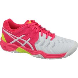 Încălțăminte de tenis Asics Gel-Rezoluție 7 Gs Jr C700Y-116 roz