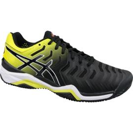 Încălțăminte de tenis Asics Gel-Rezoluție 7 Clay M E702Y-003 negru