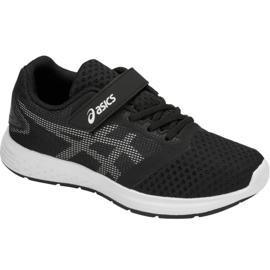 Negru Pantofi de alergare Asics Patriot 10 Ps Jr 1014A026-004