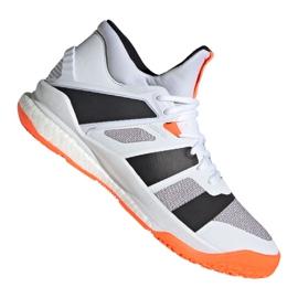 Pantofi Adidas Stabil X Mid M F33827 alb alb