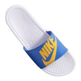 Albastru Papuci Nike Benassi Jdi Print 631261-104
