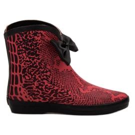Kylie roșu cizme