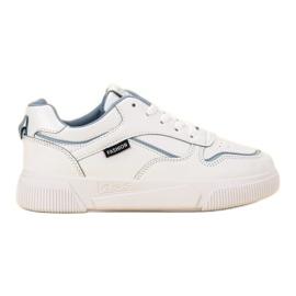 Ax Boxing Pantofi de sport alb