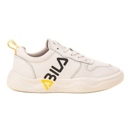 Ax Boxing Pantofi de sport la modă alb