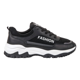Ax Boxing Pantofi sport la moda negru